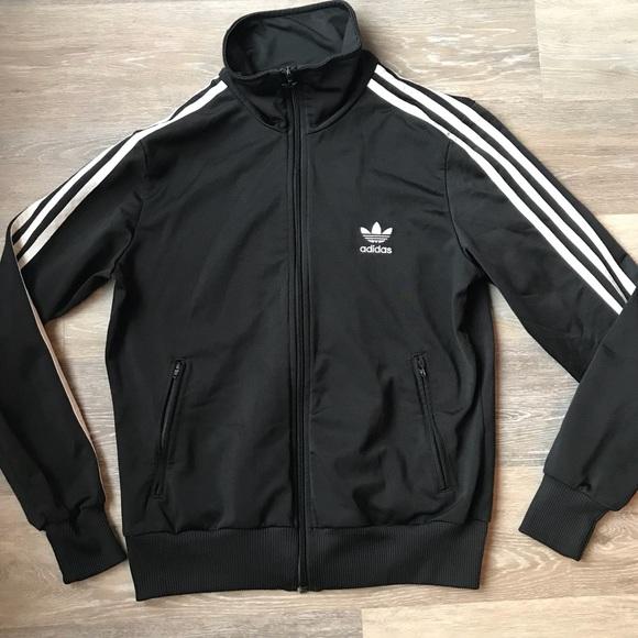 Adidas giacche & giacche originali leggero binario giacca poshmark